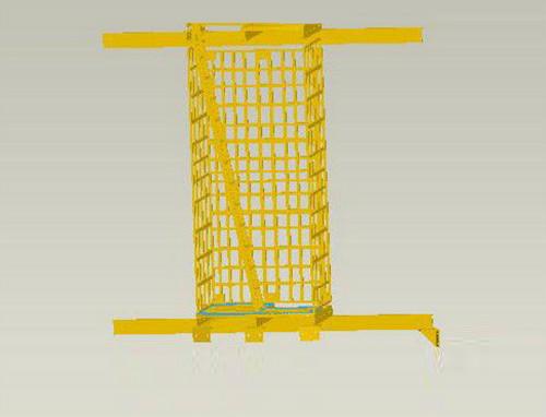 梯子间厂家对于产品的设计要求