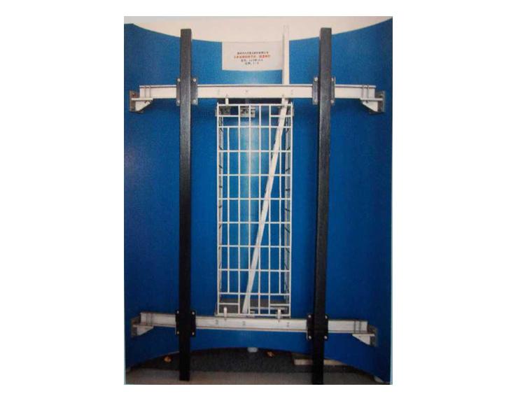 模压型玻璃钢梯子间工艺流程
