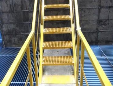 拉挤玻璃钢梯子间