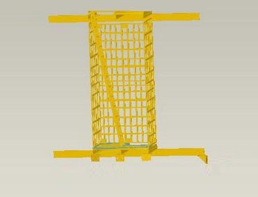梯子间设计效果图